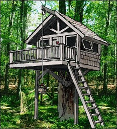tree house plans and designs free woodwork playhouse treehouse plans pdf plans
