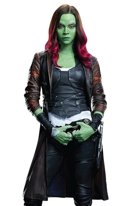 Of The by Guardians Of The Galaxy Vol 2 Gamora Coat