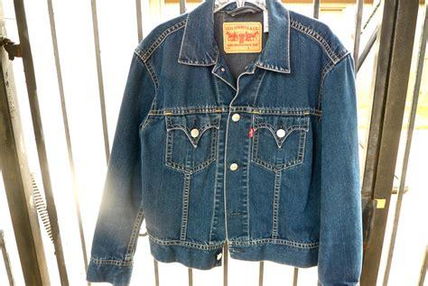 Levis Jacket 1 fade friday levi s type 1 jacket 9 years one wash