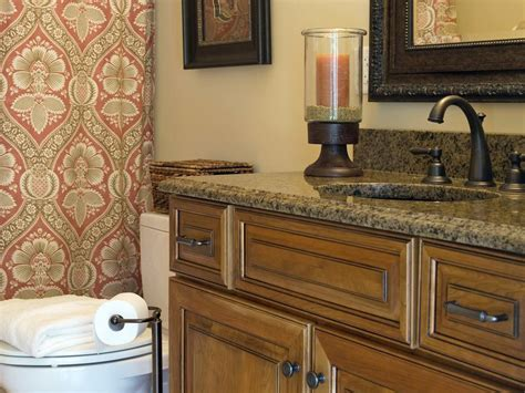 cheap vs steep bathroom countertops hgtv