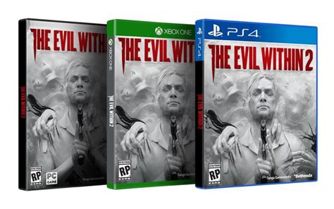Ps4 The Evil Within 2 Reg3 the evil within 2 survive this new gameplay trailer