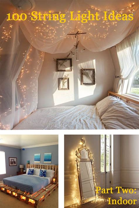 indoor string lights bedroom 1000 ideas about indoor string lights on