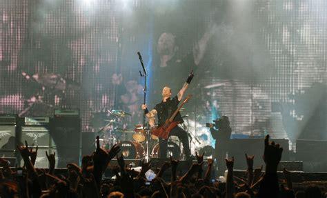 metallica koncert metallica koncert 2010