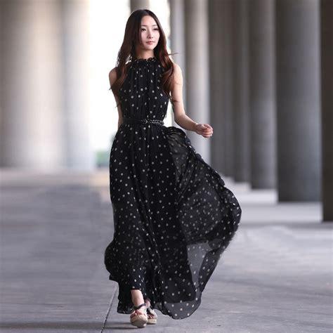 Longdress Polka 2015 summer dress polka dots bohemian