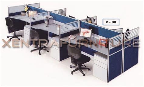 Meja Kerja Workstation partisi safeguard v08 jual kursi kantor meja kantor partisi workstation jakarta