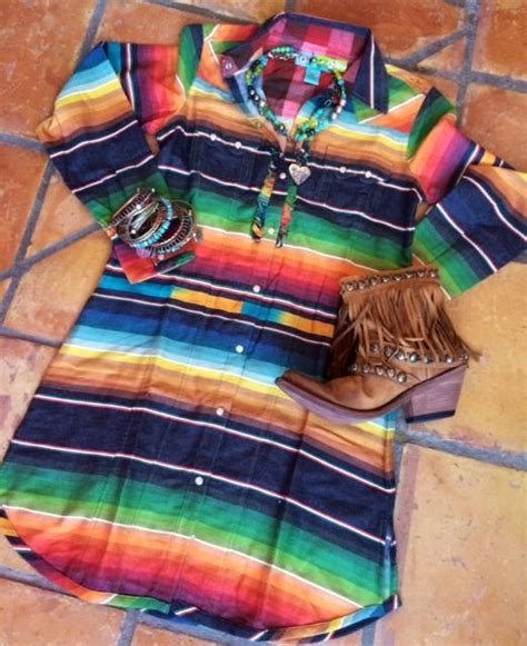 Anty Tunic pin by micheℓℓe on southwestern denim jackets boots and boho