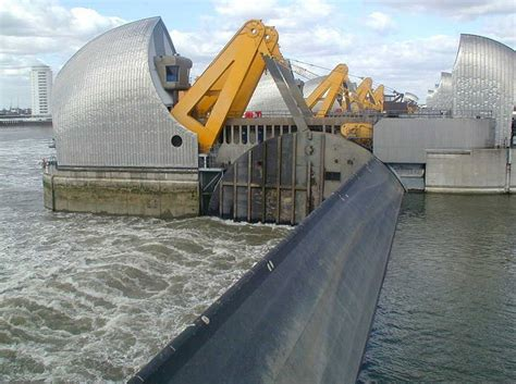 thames flood barrier how does it work thames barrier tides google search mechanical barriers