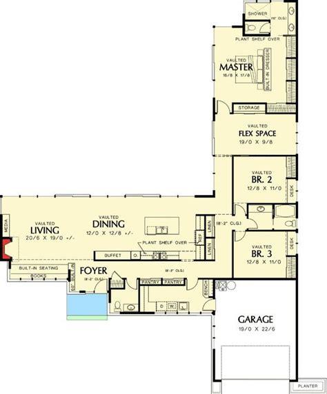 l shaped house floor plans best 25 l shaped house plans ideas on l