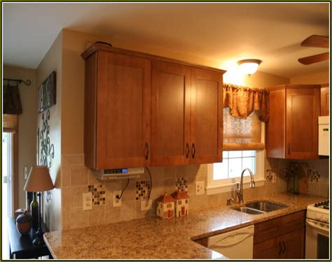 amish kitchen cabinets contemporary shaker style hickory cabinets shaker style kitchen in mission style