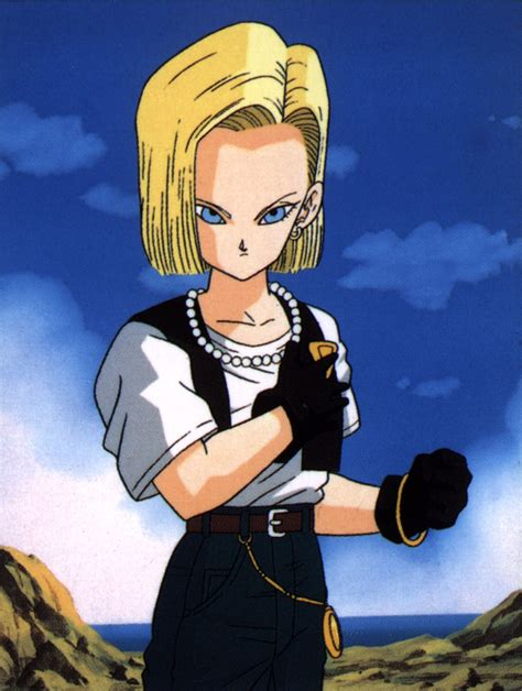How Android 17 Alive by Android 18 Fictional Fighters Wiki Fandom Powered By Wikia