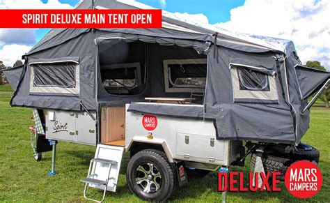 Mars Spirit Deluxe Camper Trailer Sales Geelong   Patto's RV Centre
