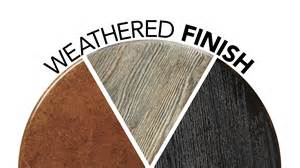 Barn Wood Stain Colors Weathered Wood Finish Youtube