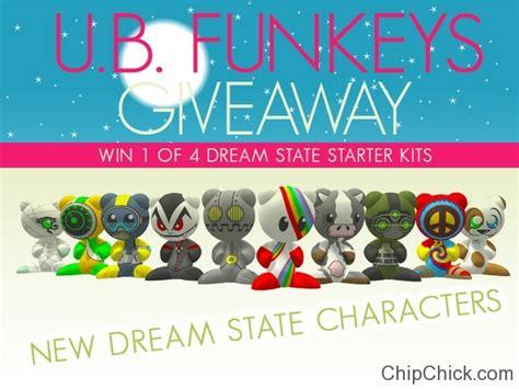 Last Day To Enter The Ub Funkeys Giveaway by U B Funkeys State Starter Pack Giveaway
