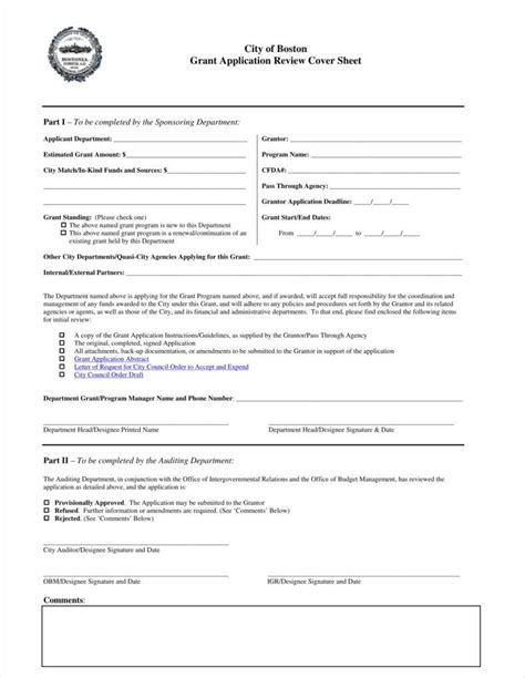 funding application template 9 funding application form templates free pdf doc