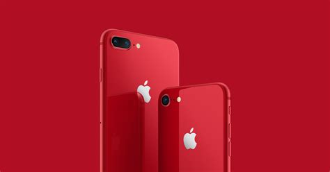 productred iphone  special edition apple de