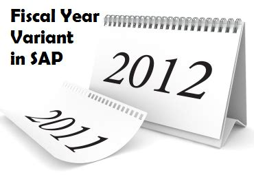 Define Calendar Year What Is A Fiscal Year Variant In Sap Your Finance Book