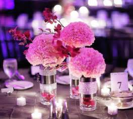 Red wedding decorations table centerpiece ideas