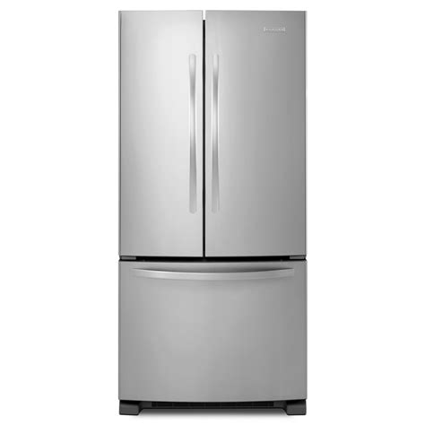 kitchenaid refrigerators door shop kitchenaid architect ii 21 9 cu ft door