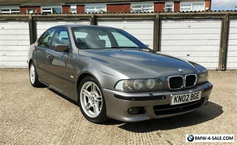 car owners manuals for sale 2002 bmw 530 electronic valve timing 2002 standard car 530 for sale in united kingdom