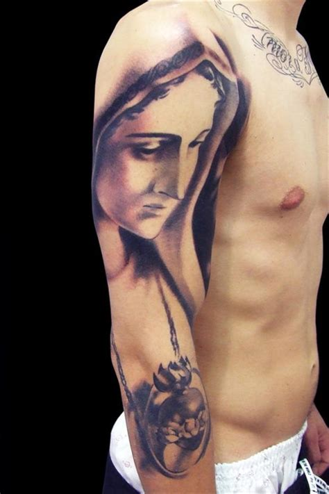 Tattoo Pictures Best | virgin mary tattoos best tattoo