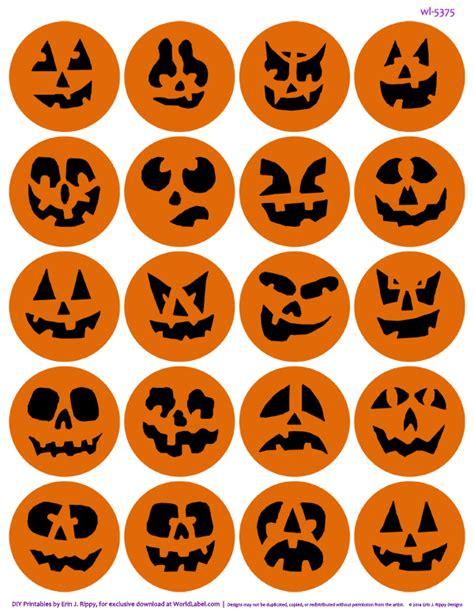 printable stickers halloween bump in the night halloween printables worldlabel blog
