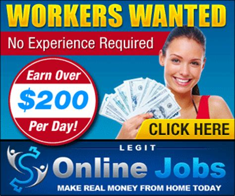Find Jobs Online To Work From Home - i need a job working from home homejobplacements org