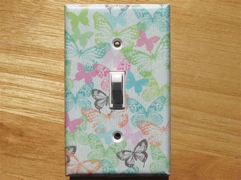 butterfly light switch cover butterfly light switch plate cover embellecedores de