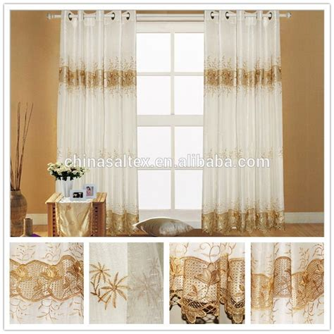 chemical free shower curtain hotel chemical embroidery emb linen curtain fabric linen