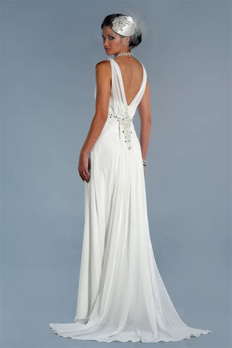 Handmade Wedding Dresses Uk - handmade beading chiffon wedding gowns on sale