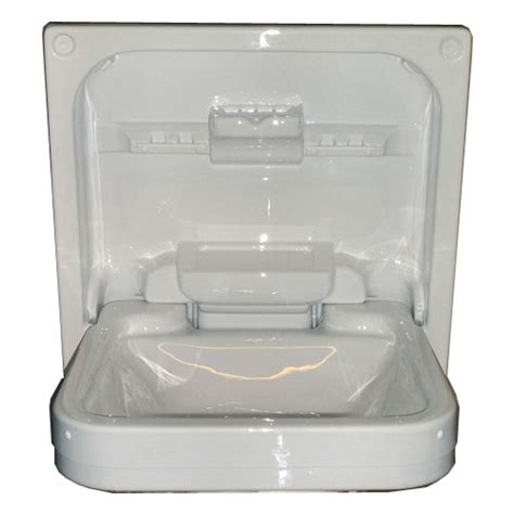Wohnwagen Waschbecken Klappbar by Cleo Basin Tip Up 660mm X 520mm Caravan Bathroom