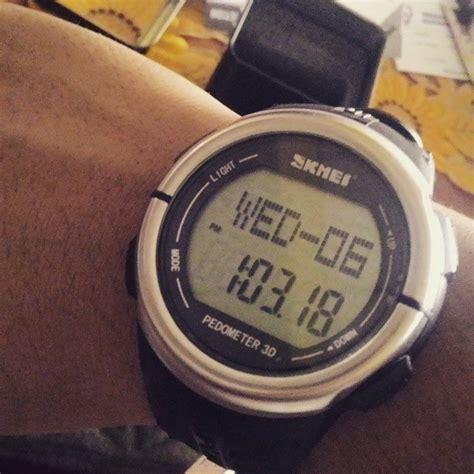 Jam Tangan Sport Unisex Skmei Original Water Resistance Outdoor 2 jam sukan skmei pedometer 3d best fitness 2015