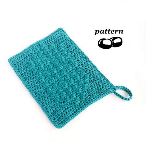 Shower Mitt by Crochet Bath Mitt Pattern Wash Mitt Wash Glove Shower