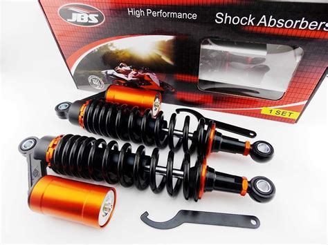 Shock Zr kawasaki zr750 zephyr 347mm jbs rear air nitrogen cell