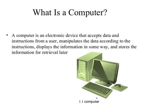 What Is 4 1 Mba by Mba I Ifm U 1 Computer Hardware System
