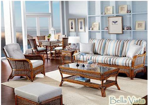 wicker living room sets bella vista rattan and wicker living room set and