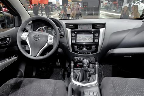 Home Interior Concepts Can Nissan S All New Np300 Navara Be Quot The Qashqai Quot Of Pickups