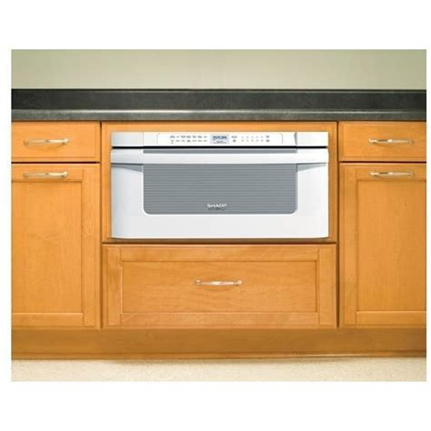 Sharp Drawer Microwave by Sharp Kb6525pk 1 2 Cu Ft 30 Inch Microwave Drawer