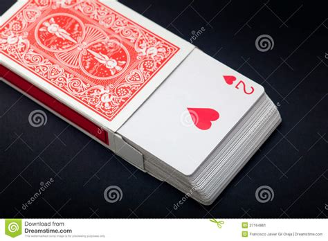 Gift Card Pack - pack of cards stock image image 27164861