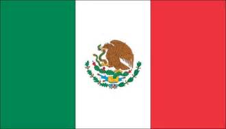 mexico flag symbol coloring page cinco de mayo mexican