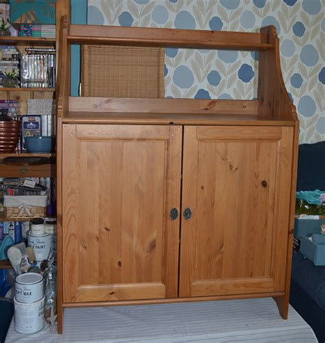 How To Paint A Pine Dresser by How To Paint Pine Furniture No44 Homeworks