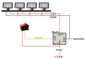 4 pin relay wiring diagram aux light get free image about wiring diagram