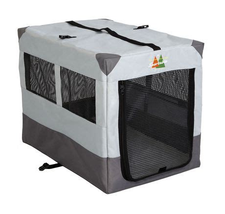 soft sided crate midwest canine cer sportable soft sided crate walmart ca