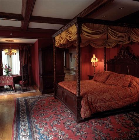 tudor room tudor bedroom dolls house inspo