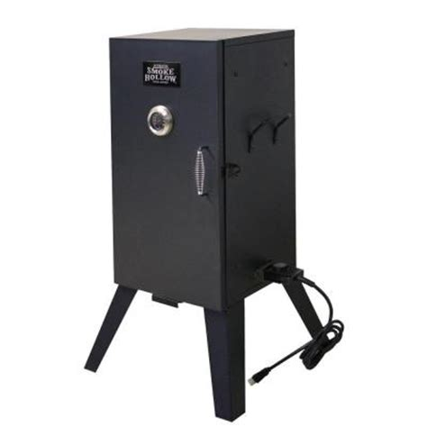 smoke hollow 26 in vertical electric smoker 26142e the