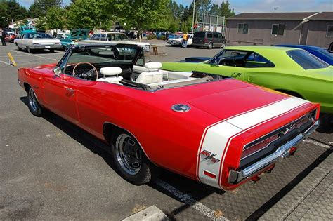 One of None 1969 Dodge Charger R/T Convertible   Mopar Blog