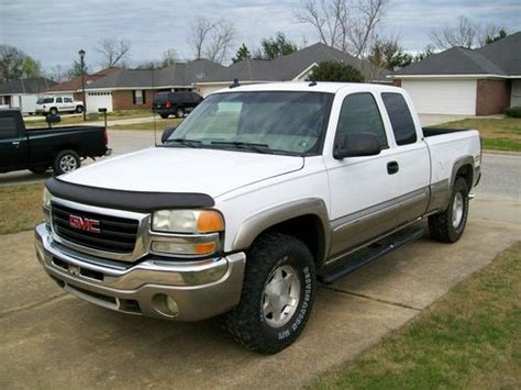sell used 2003 gmc sle z71 in loxley alabama