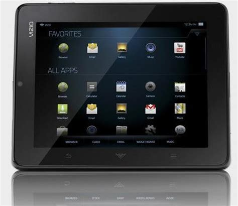 how to upgrade the firmware on a vizio television ehow vizio tablet software update adds netflix support liliputing