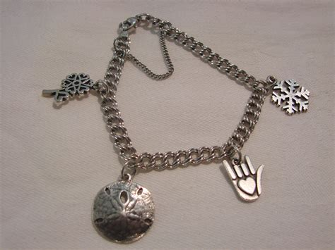 jewelry charms avery charm bracelet with 4 charms georgetown