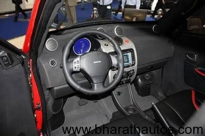 Reva Interior by Mahindra Reva Nxr To Launch By End This Year