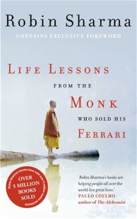 the monk who sold his reading lessons from the monk who sold his by robin s
